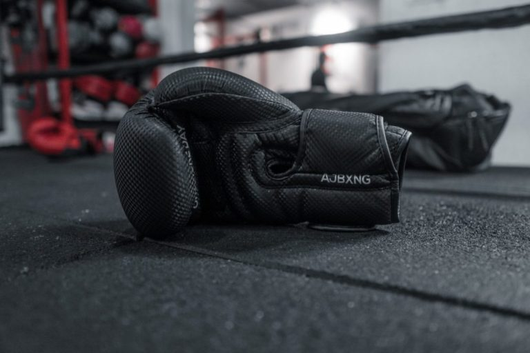 Are boxing gloves considered weapons?