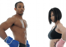MMA Man vs Woman: Can a Woman Fight on Par with a Man in MMA?