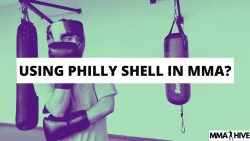 Can You Use The Philly Shell In MMA?