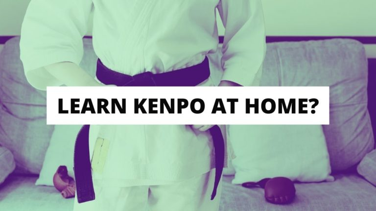 How To Learn Kenpo Karate At Home