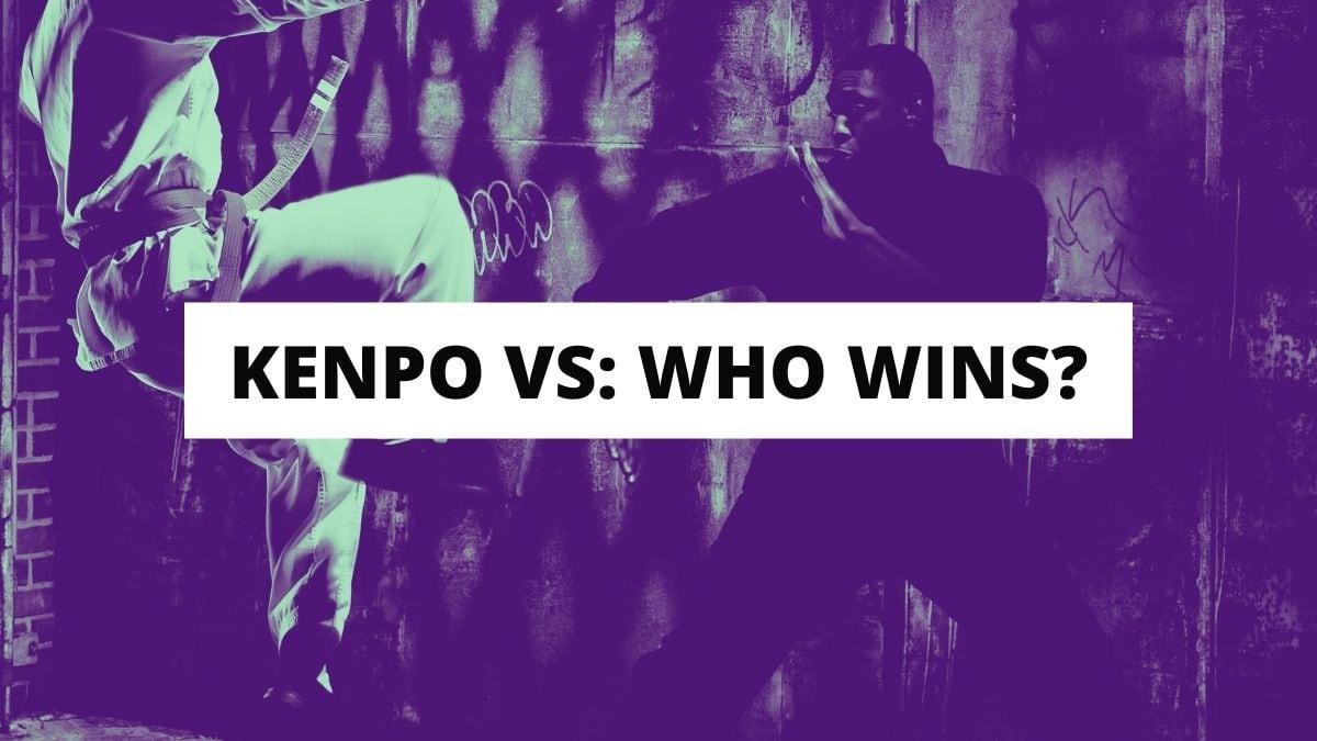 Kenpo Karate VS